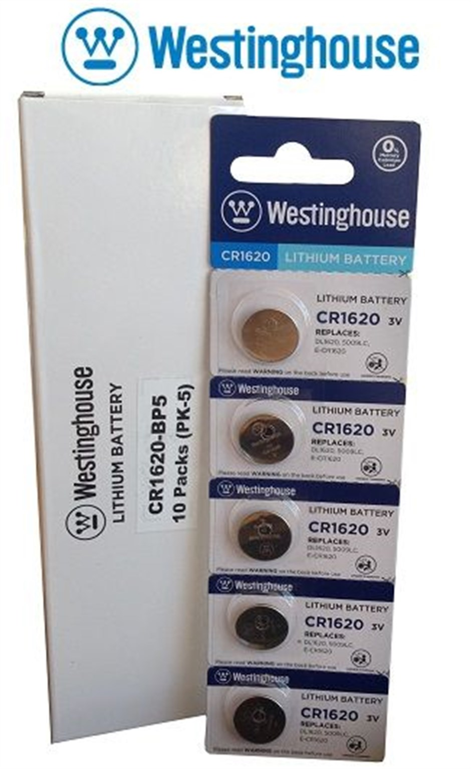 PİL CR 2430 (Westinghouse )